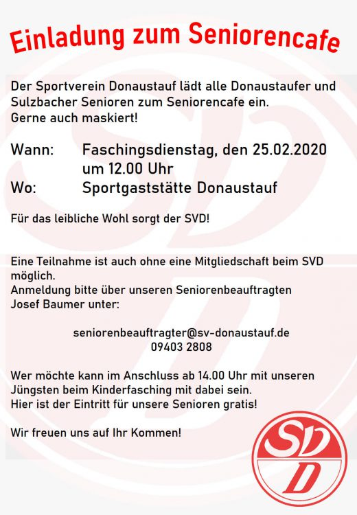 Seniorencafe Kinderfasching 2020_1